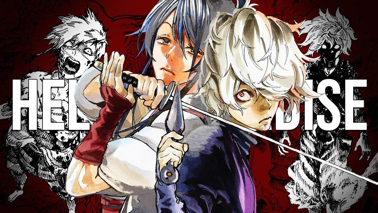 Jigokuraku - Hell's Paradise, un noto blogger conferma: sta per arrivare l'anime