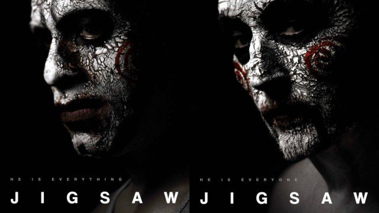 Jigsaw: rilasciati i nuovi poster che mostrano l'armata Jigsaw!