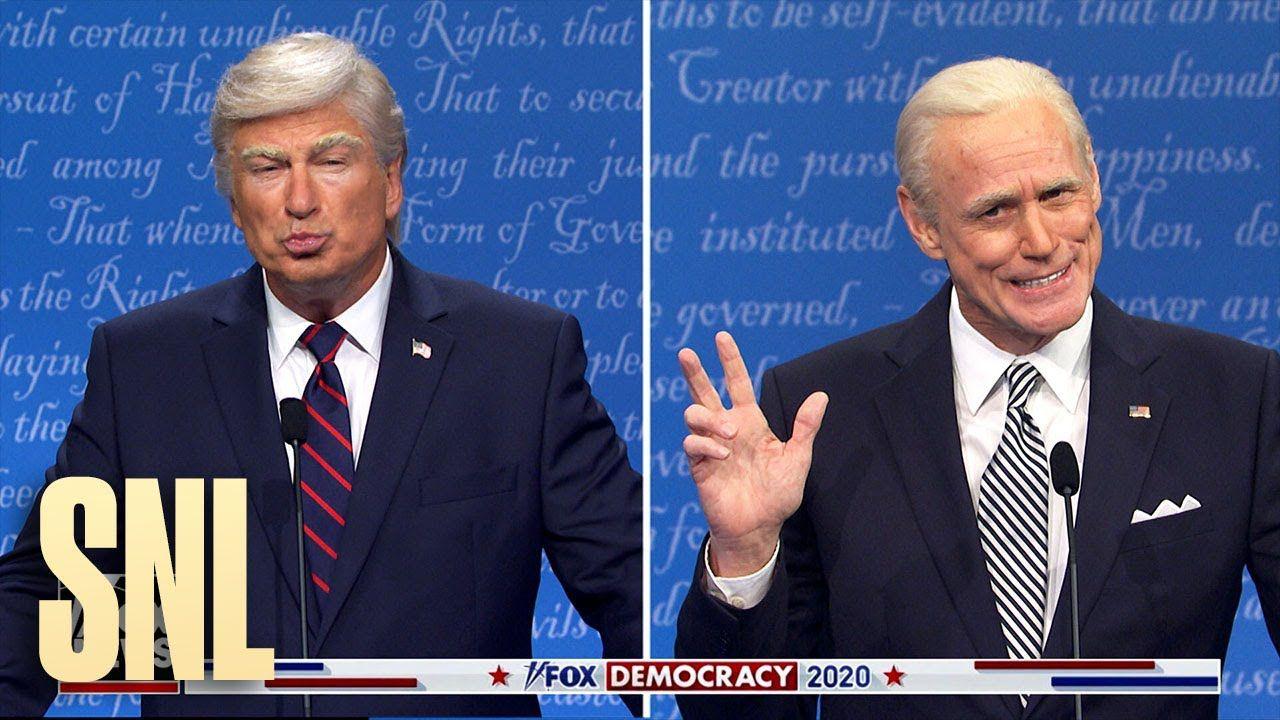 Jim Carrey: la sua imitazione di Joe Biden non piace, ecco le reazioni su Twitter