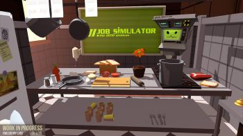 Job Simulator annunciato per dispositivi SteamVR