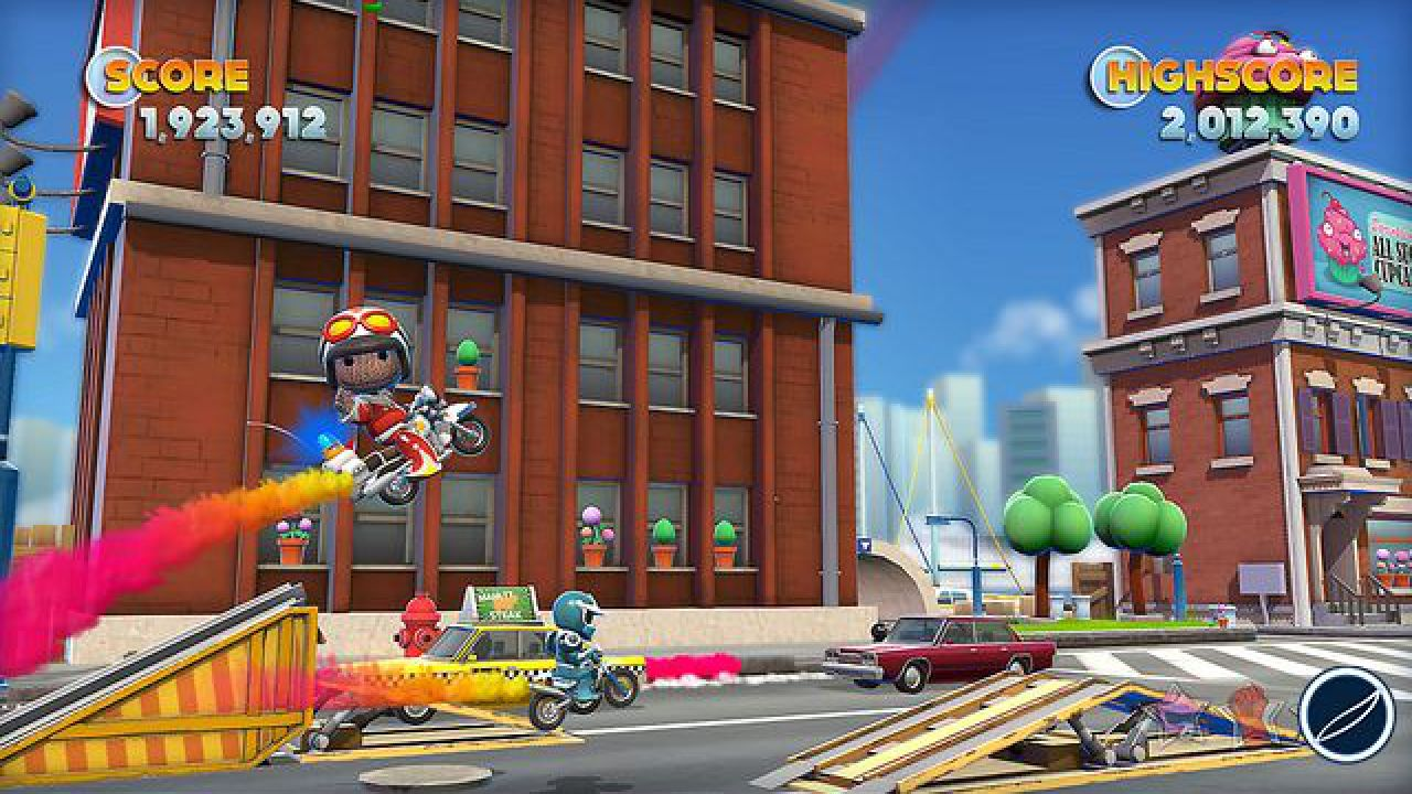 Joe Danger 2: The Movie classificato per PlayStation Vita
