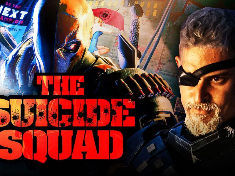 Joe Manganiello a ruota libera: Deathstroke, Suicide Squad 2 e il post-Justice League!