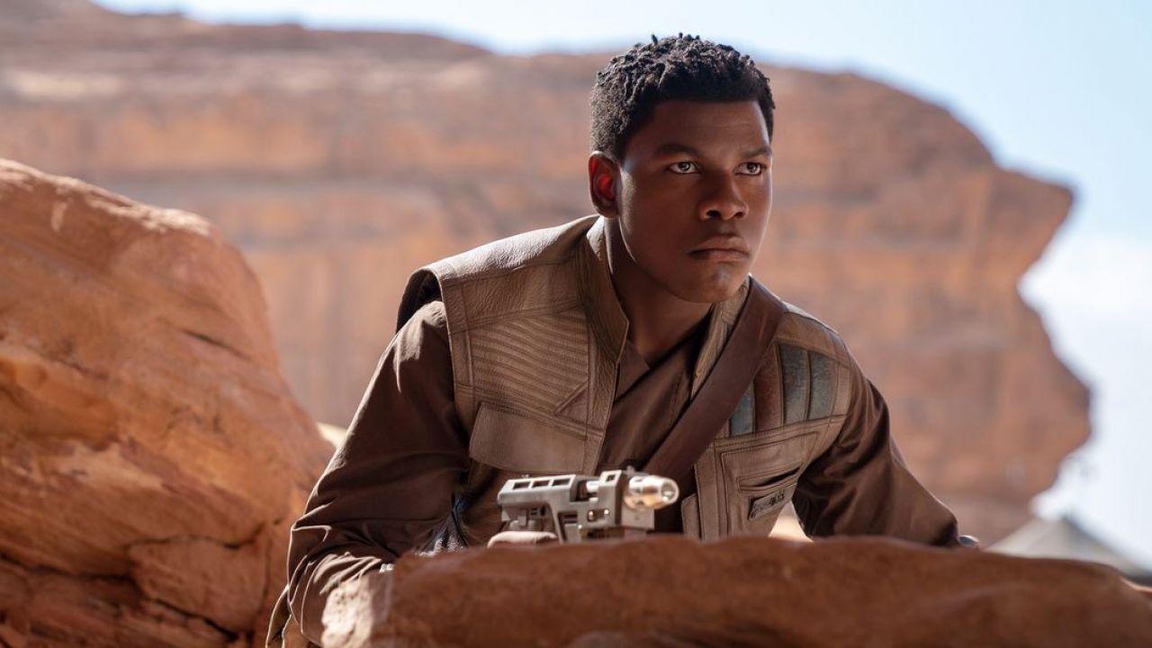 John Boyega, l'attore di Star Wars protagonista del dramma di Gavin Hood