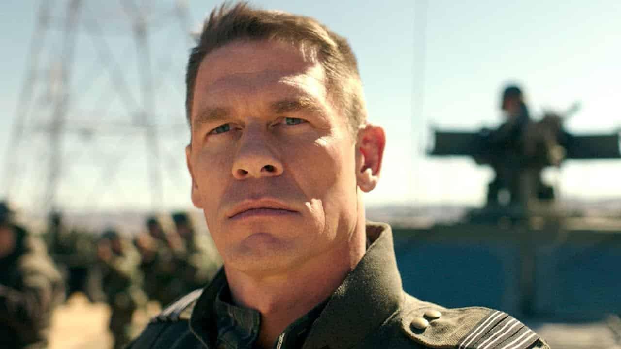 John Cena si è divertito a girare The Suicide Squad e loda James Gunn: 'è un vero leader'