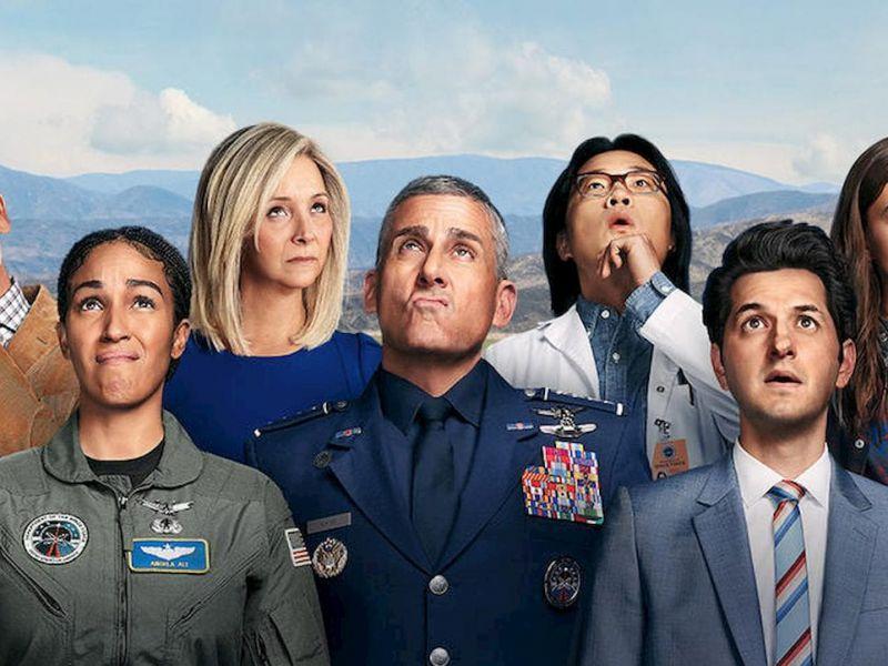 John Malkovich e Space Force: ecco come si è unito al cast della serie Netflix