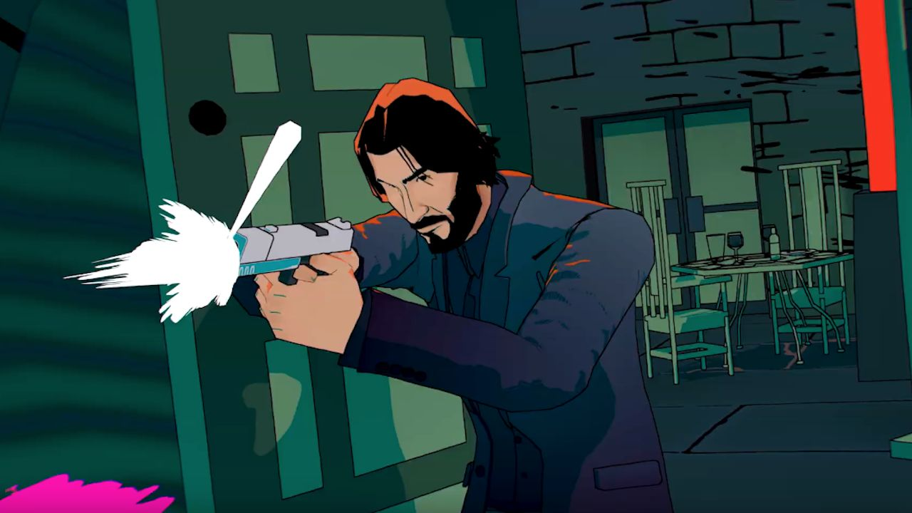 John Wick Hex avvistato per PS4, Xbox One e Switch: Keanu Reeves in arrivo su console?