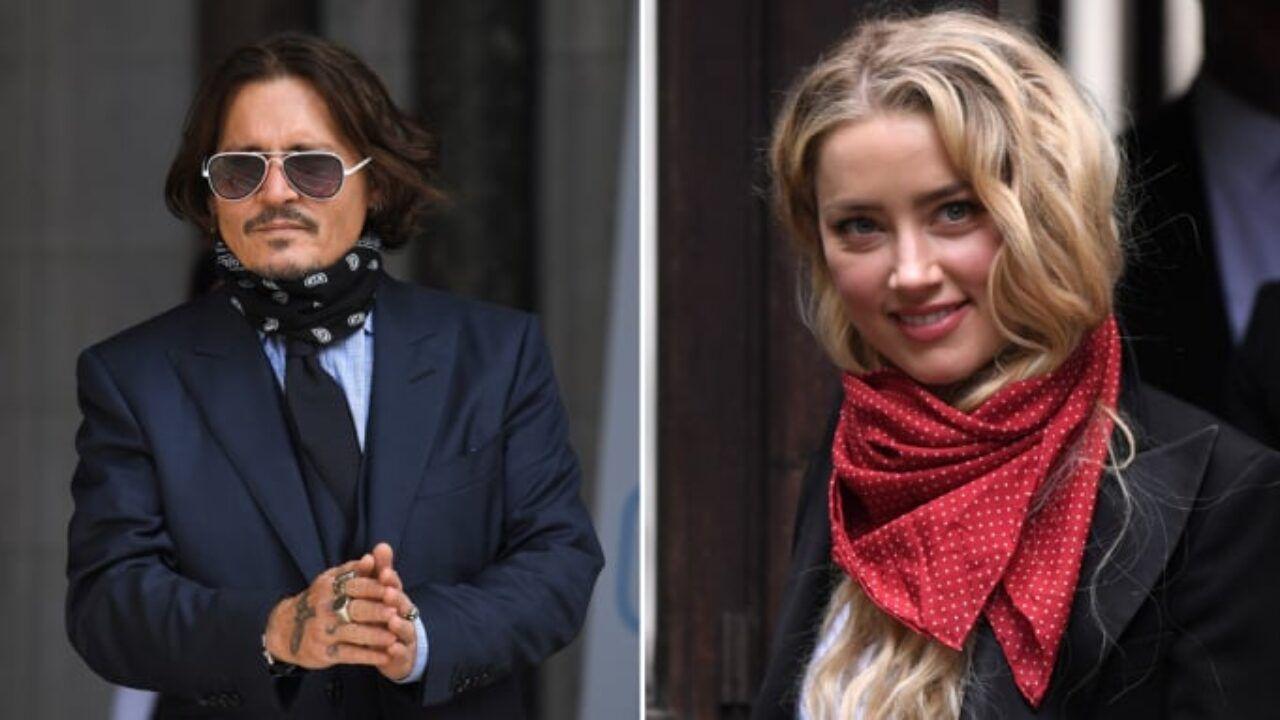 Johnny Depp, Amber Heard coinvolge la Disney nella causa contro l'ex marito