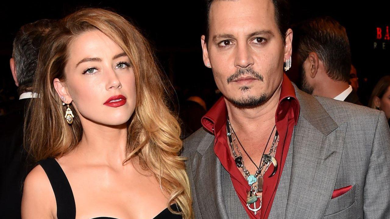 Johnny Depp fa causa ad Amber Heard per 50 milioni di dollari