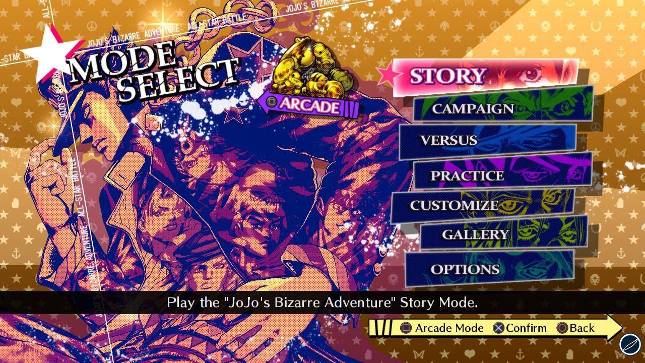 JoJo's Bizarre Adventure: All Star Battle, distribuzione limitata negli Stati Uniti