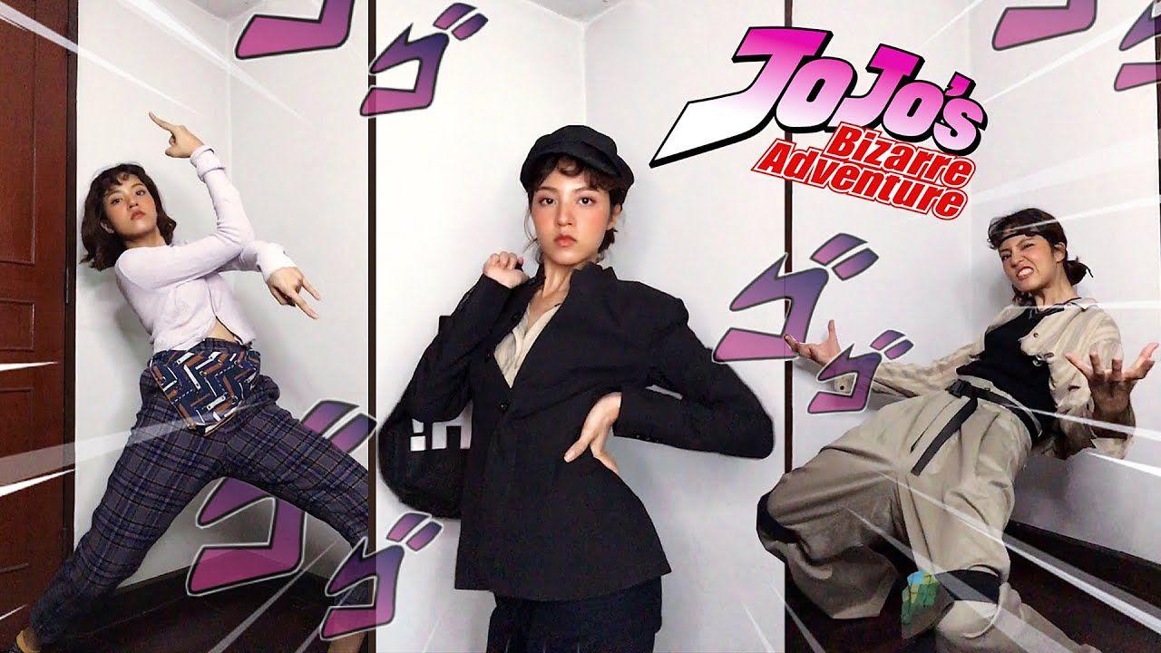 JoJo: ragazza imita le pose dei personaggi e infiamma il web, milioni di visite sui social