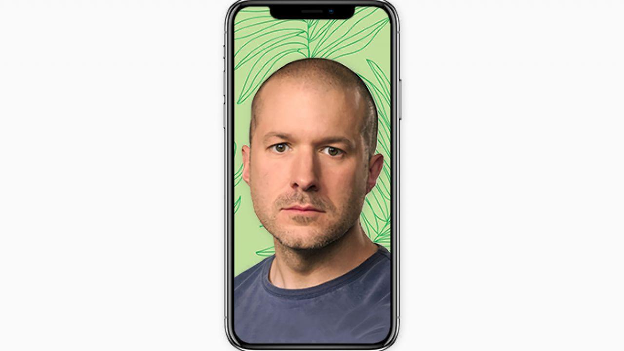 Jony Ive: iPhone X apre un nuovo capitolo nel design degli smartphone