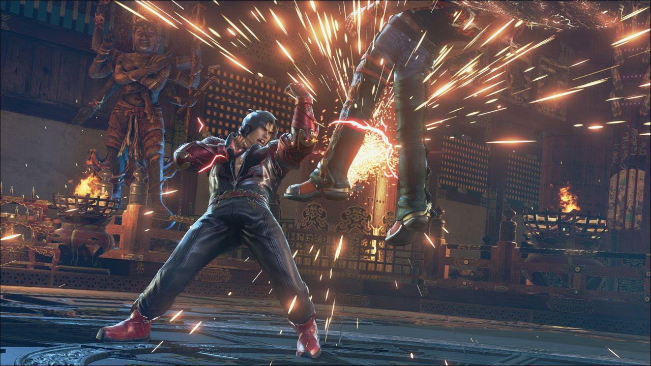 Josie, Jin e Devil Jin si mostrano in questa galleria di immagini dedicata a Tekken 7