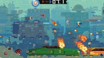 Journey e The Order characters invadono Super Time Force