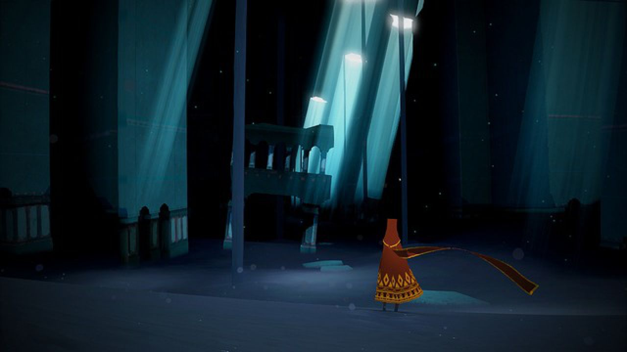 Journey e The Unfinished Swan confermati per PlayStation 4
