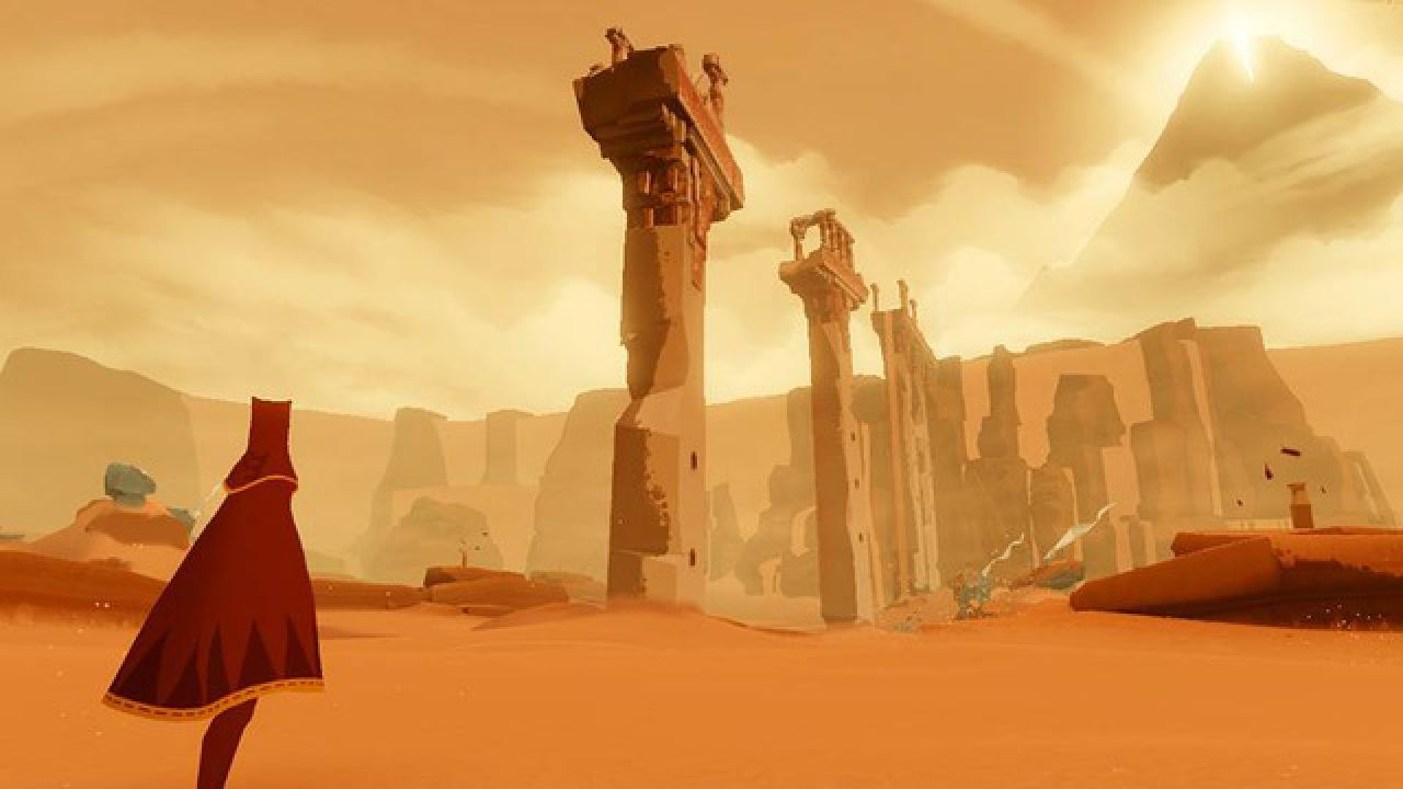 Journey e The Unfinished Swan per PlayStation 4 saranno Cross-Buy