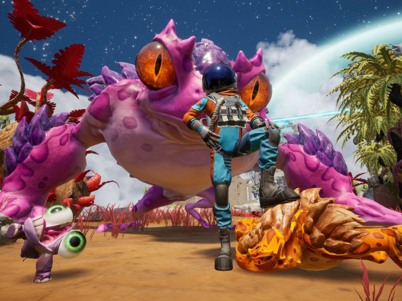 Journey to the Savage Planet for Stadia has several bugs, Google working to fix them