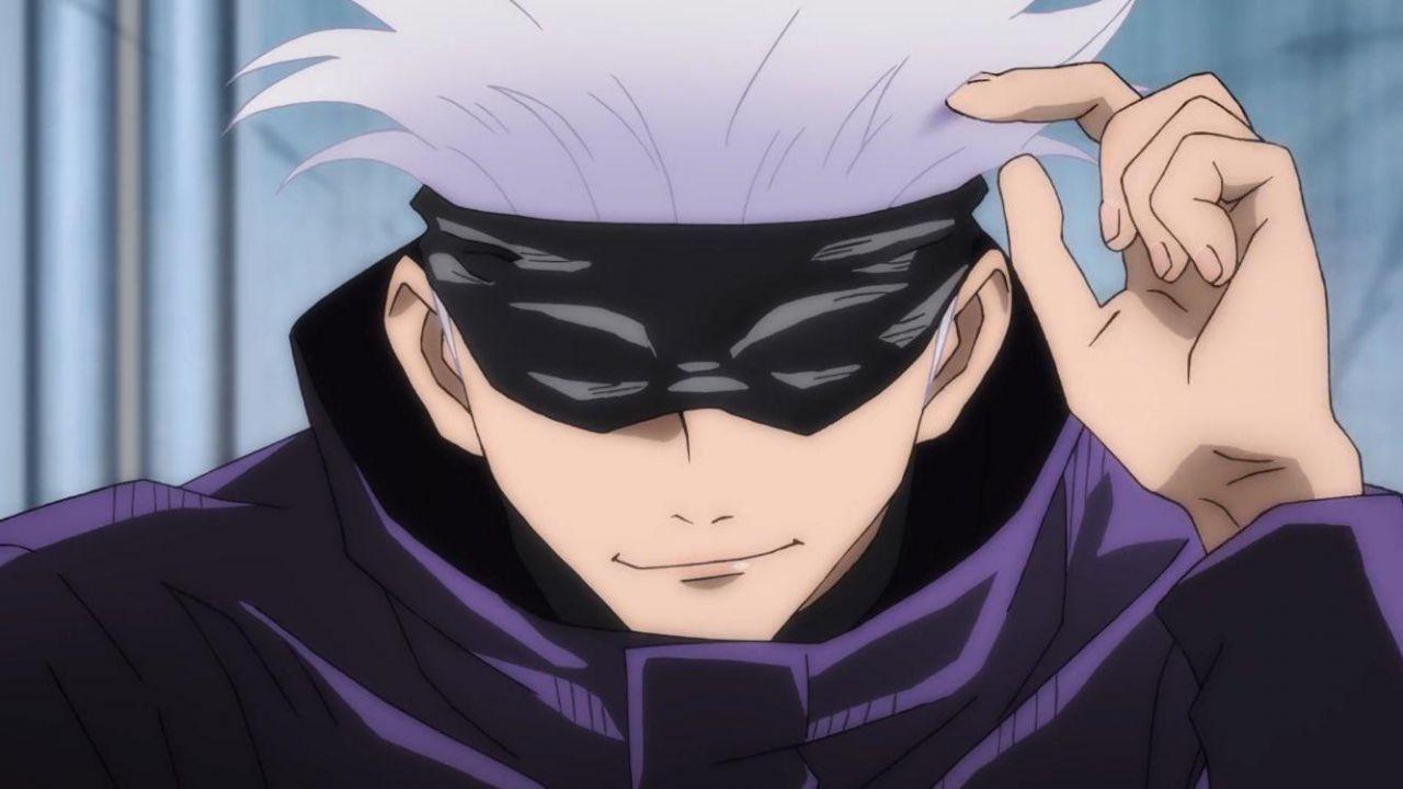 Jujutsu Kaisen: dopo l'ultimo episodio i social impazziscono per Satoru Gojo