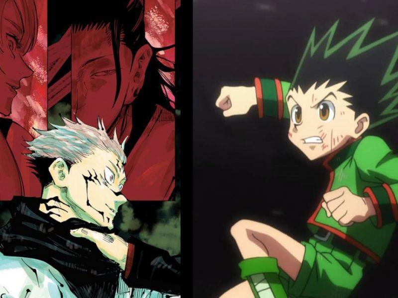 Jujutsu Kaisen: il manga cita Hunter x Hunter nell'ultimo volume