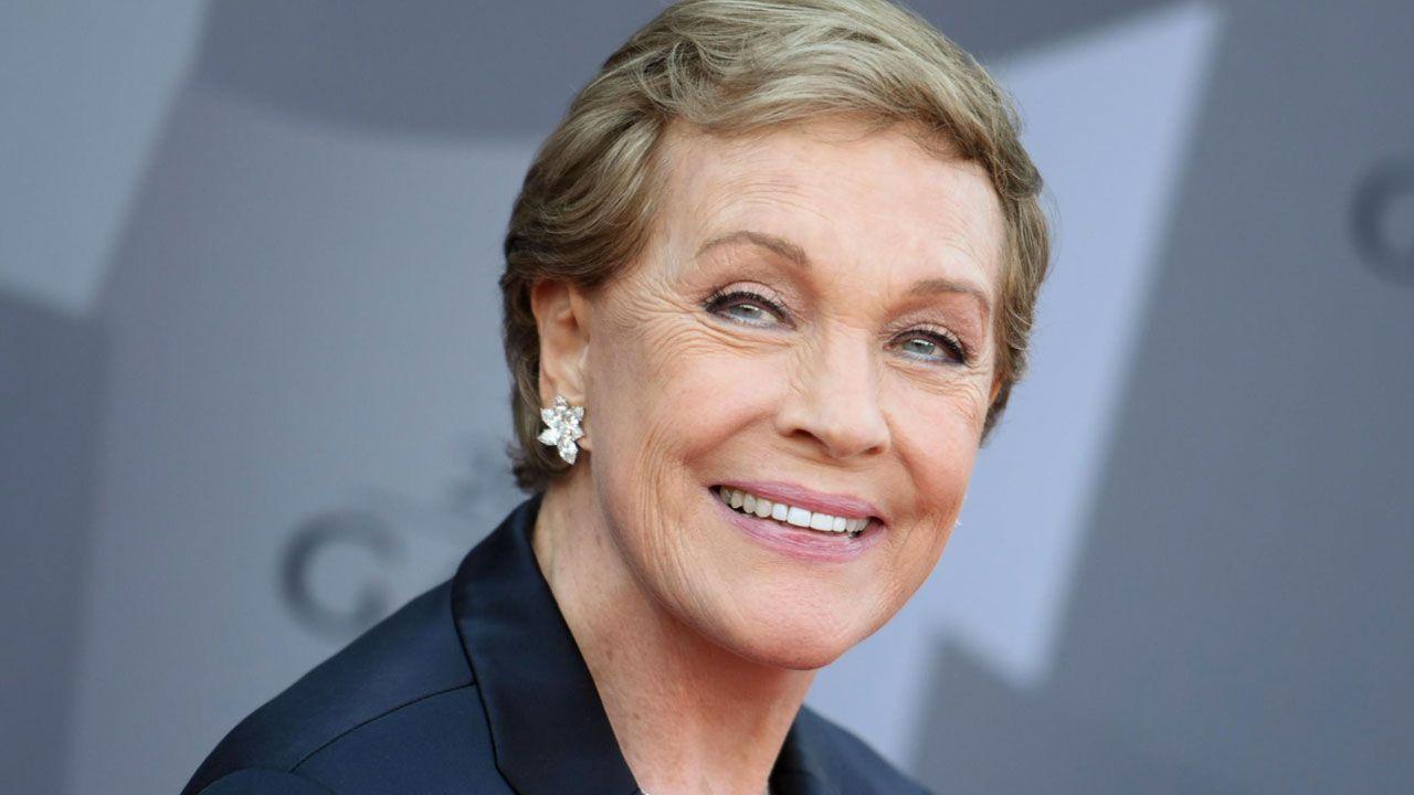Julie Andrews riceverà il Leone d'Oro alla carriera al Festival di Venezia 2019