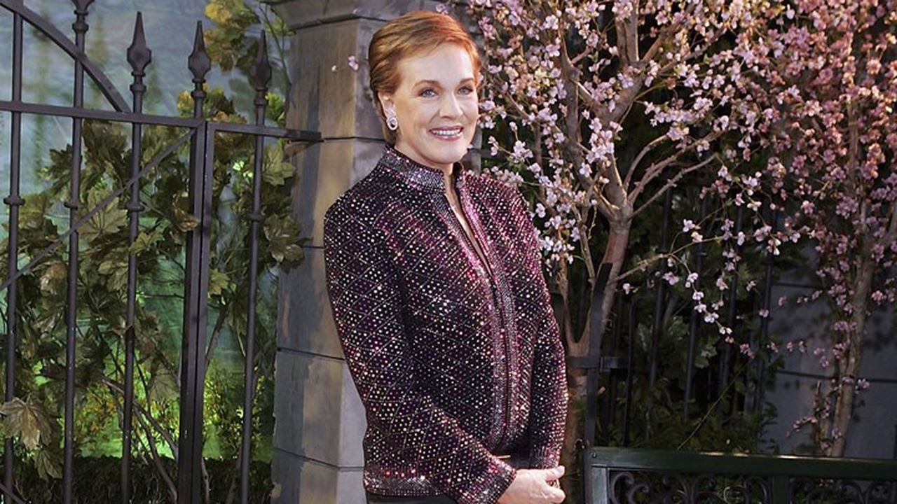 Julie Andrews rifiutò cocaina ad un party:'Volevano vedere Mary Poppins drogata'