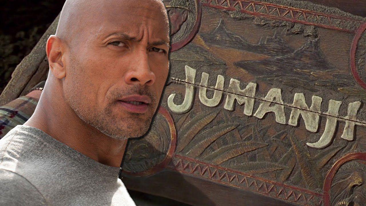 Jumanji: Dwayne Johnson combatte nelle nuove foto