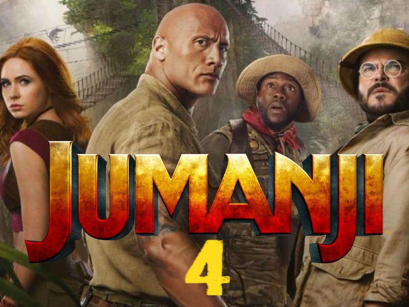 Jumanji, tutto pronto per l'episodio 4: parla il produttore Hiram Garcia