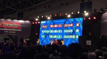 Jump Festa 2016: annunciati nuovi giochi della serie Yu-Gi-Oh!