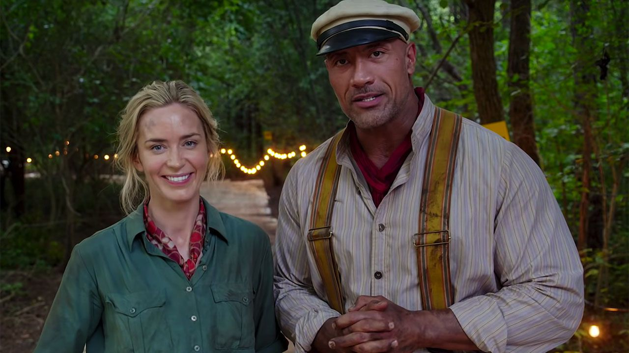 Jungle Cruise, in settimana arriverà il primo trailer del film Disney con The Rock