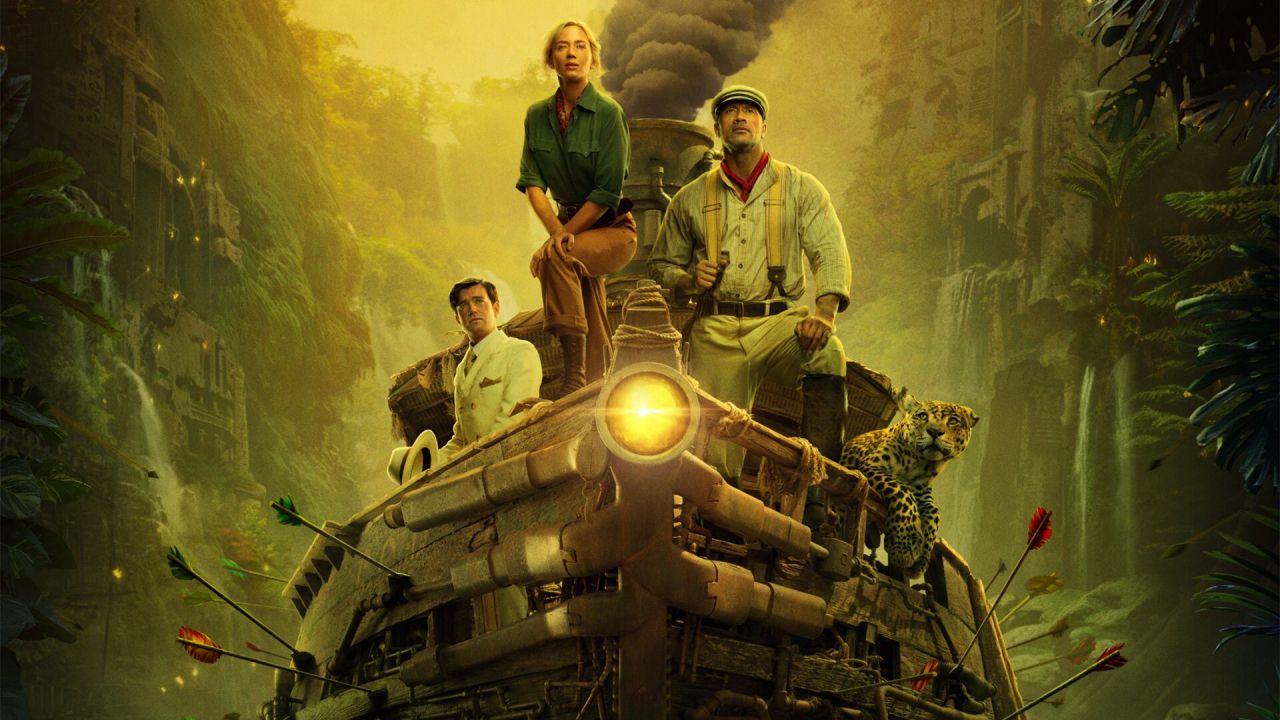 Jungle Cruise, dopo il trailer ecco anche il primo poster ufficiale
