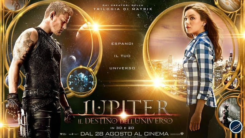 Download Jupiter Ascending - Il Destino dell Universo (2015) BRRip 1080 Torrent