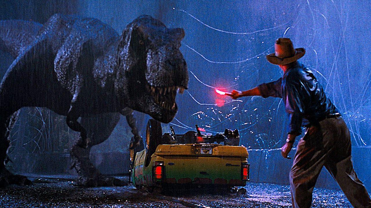 Jurassic Park, la migliore scena con protagonista il T-Rex fu tagliata da Steven Spielberg