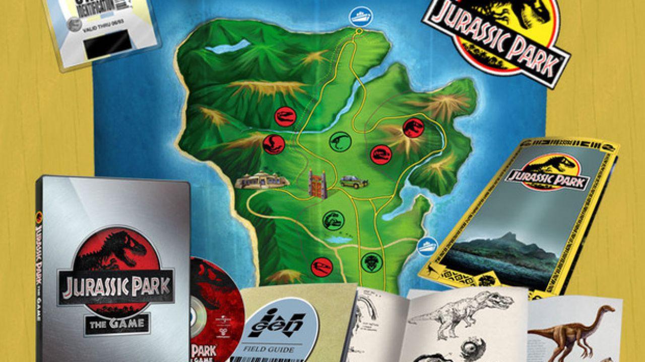 Jurassic Park The Game gratis a chi si abbona per un anno al PS Plus in Europa