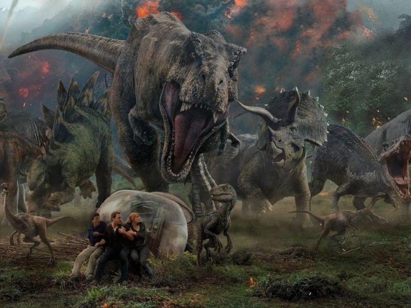 Jurassic World: Dominion, il film includerà nuovi dinosauri ibridi?