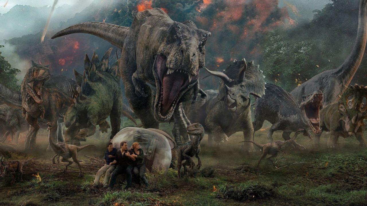 Jurassic World: Dominion, una foto dal set anticipa il ritorno sull'Isola Sorna