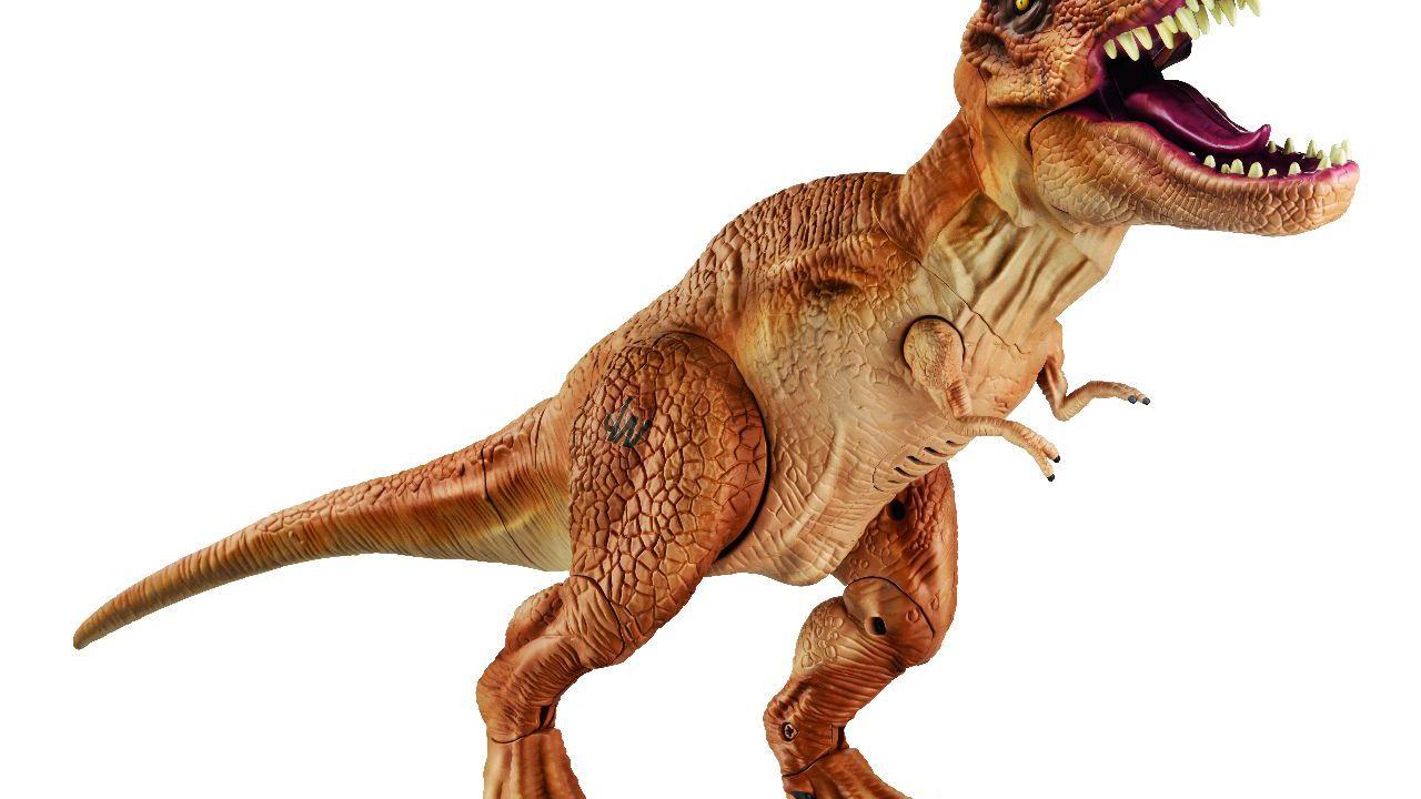 Elicottero Jurassic World : Jurassic world nuova occhiata al d rex e ai giocattoli