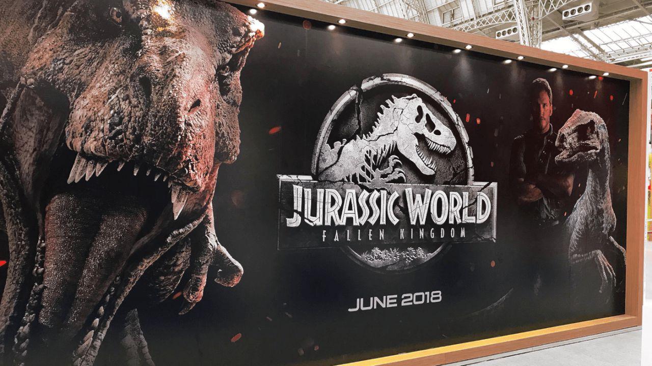 Jurassic world il regno distrutto rivelata la data d - La finestra sul cortile trailer ita ...