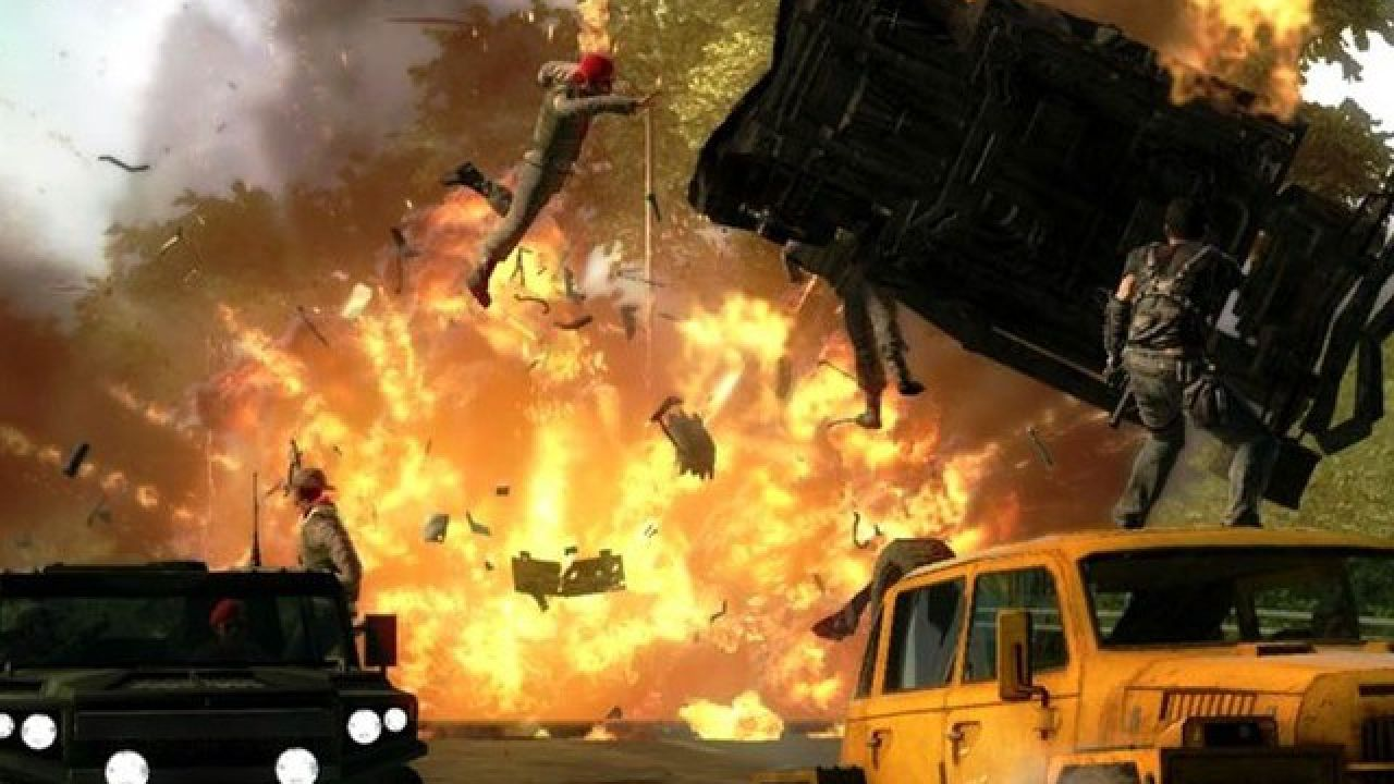 Just Cause 2 implementa il multiplayer fan-made