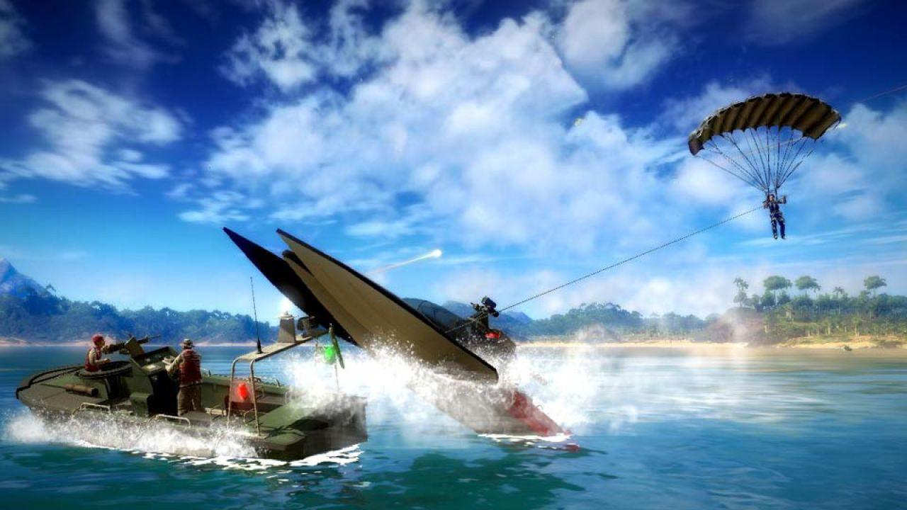 Just Cause 2, mod multiplayer disponibile dal 16 dicembre