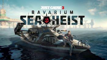 Just Cause 3: disponibile da domani il DLC Bavarium Sea Heist