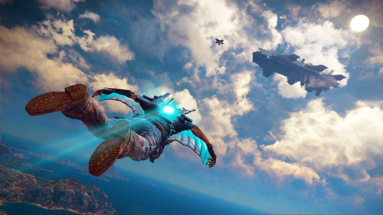 Just Cause 3: disponibile ora l'espansione Sky Fortress