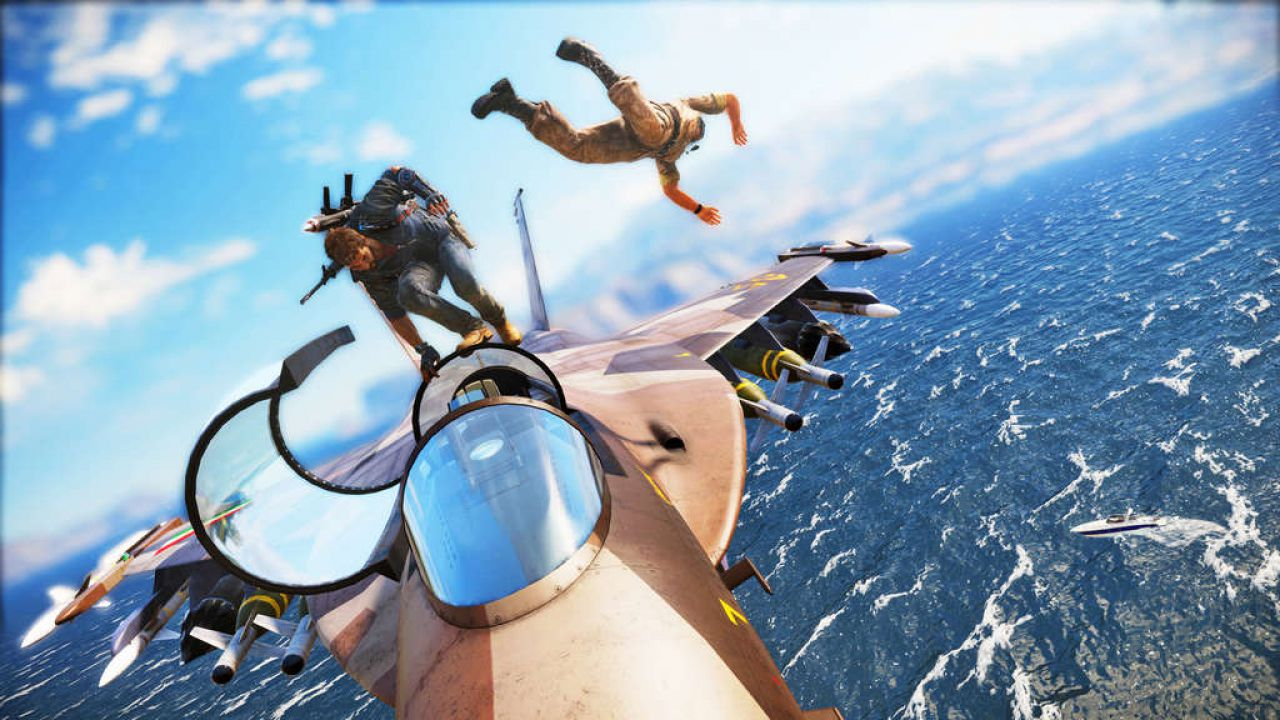 Just cause 3 entra in fase gold
