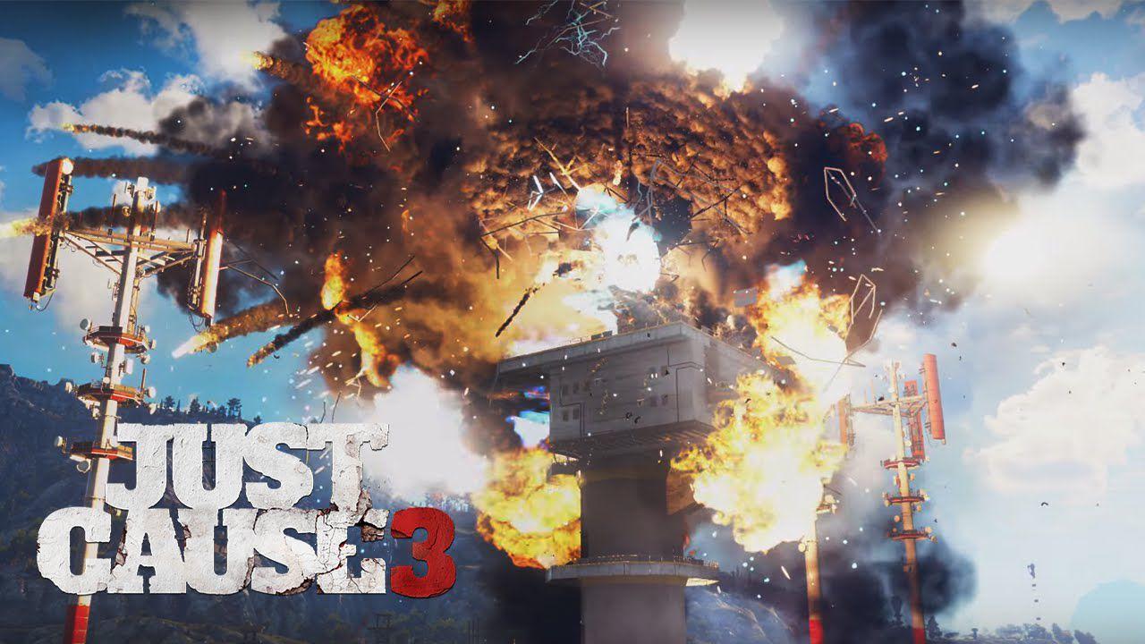 Just Cause 3 giocato in diretta su Twitch - Replica Live 01/12/2015