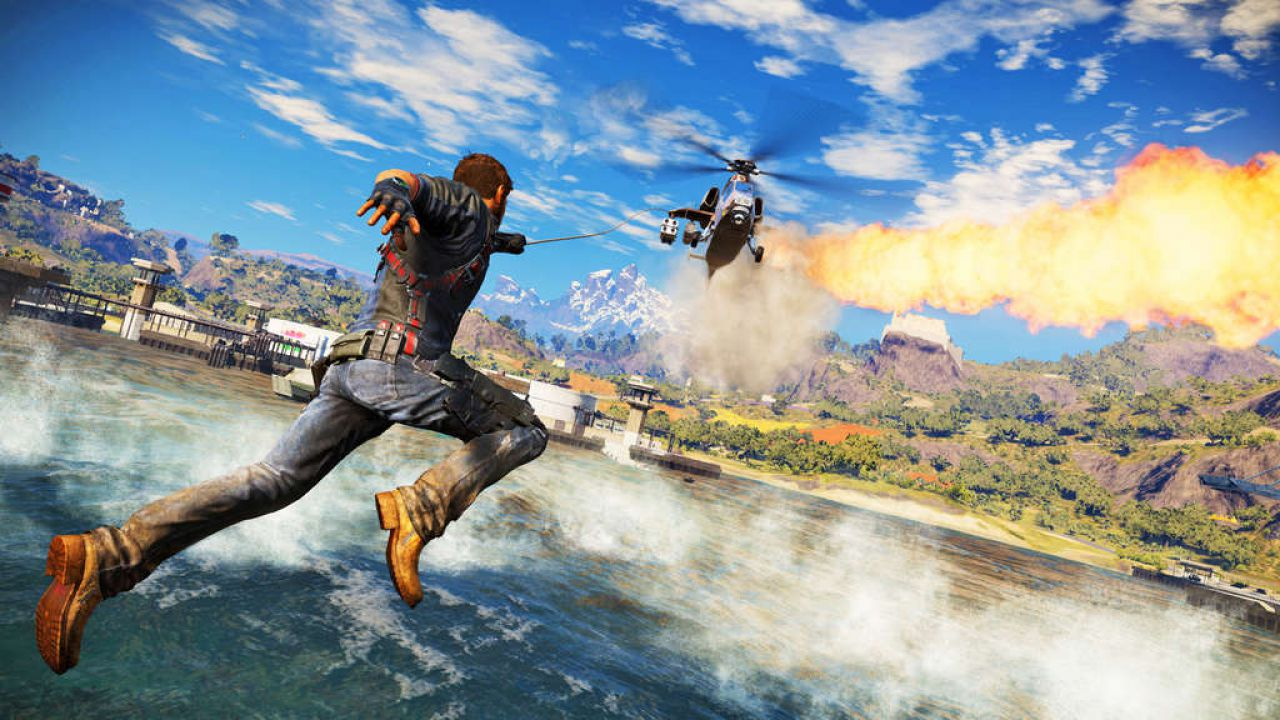 Just Cause 3: l'app The Wingsuit Experience disponibile ora su iOS e Android