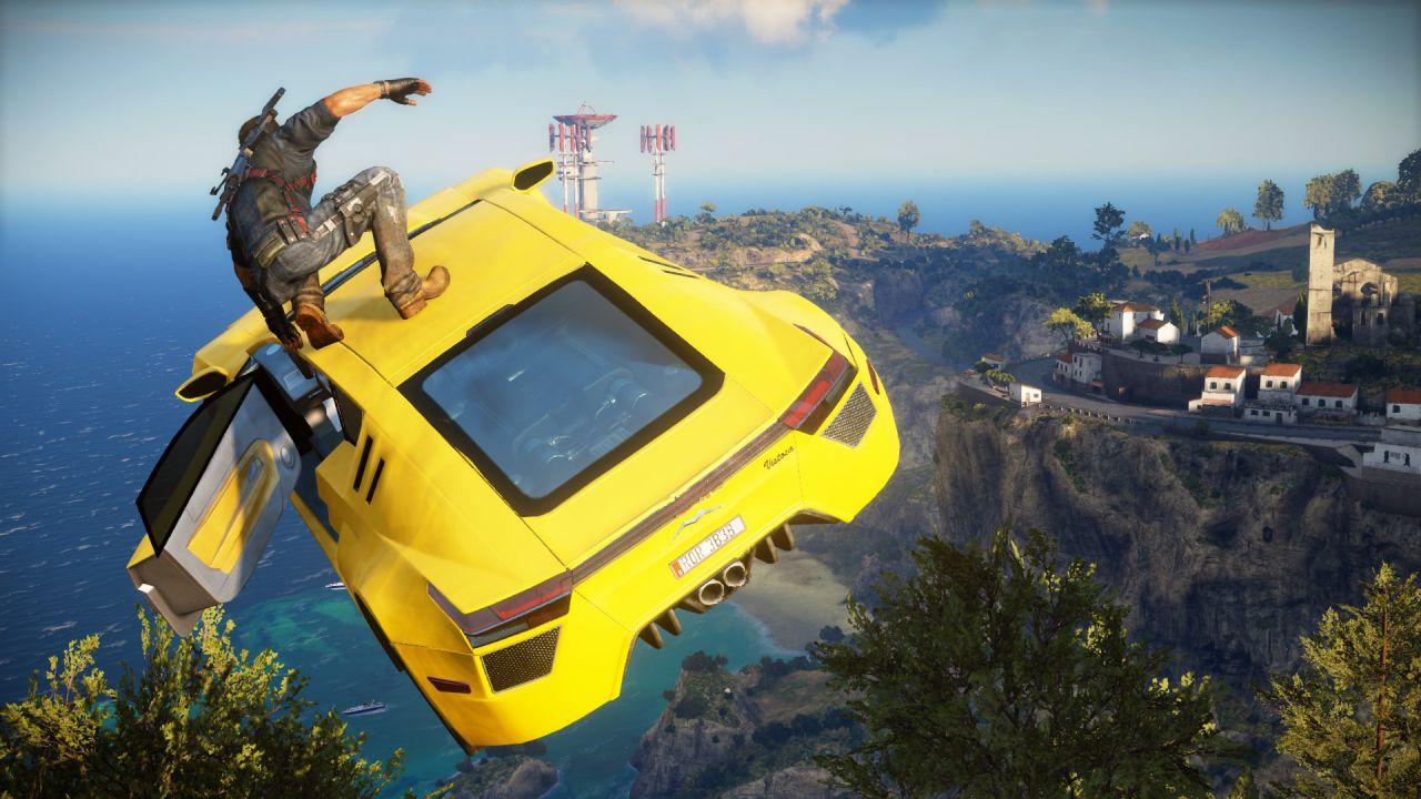 Just Cause 3: Il primo trailer di Gameplay arriverà all'inizio del prossimo anno