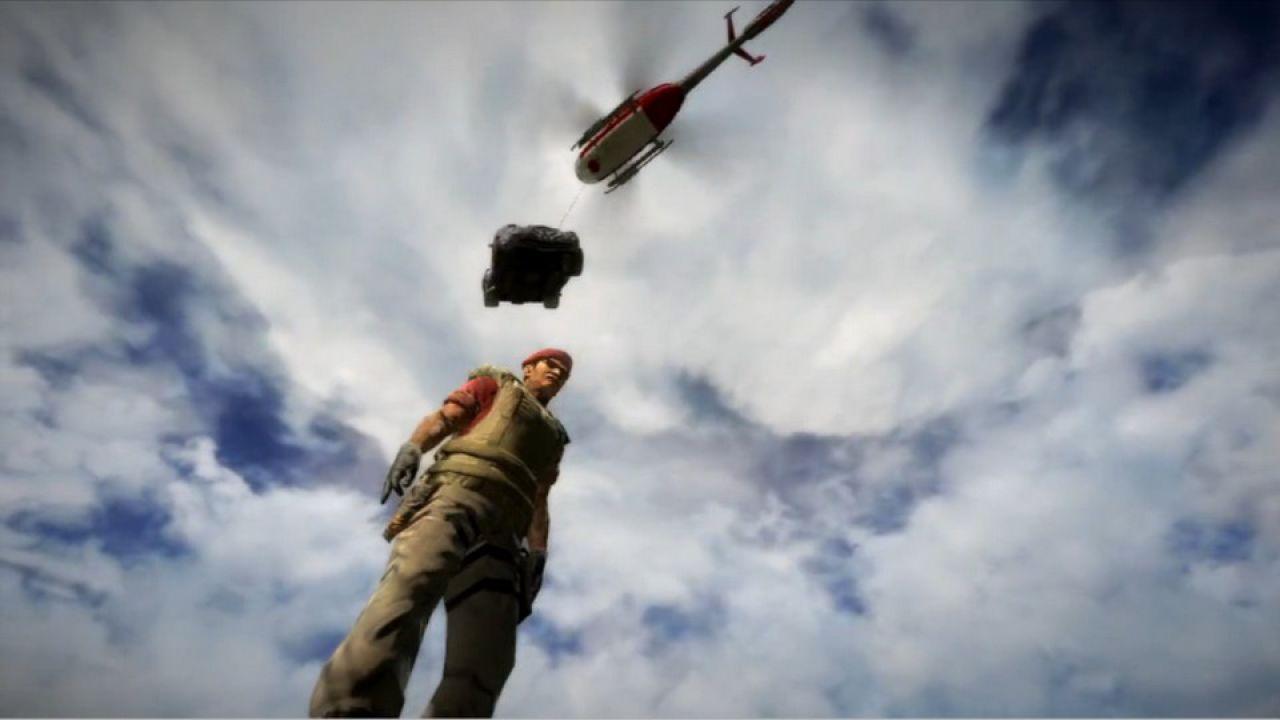 Just Cause 3: Square Enix registra il dominio web