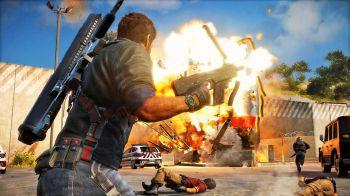 Just Cause 3: video anteprima della nuova esplosiva avventura di Rico Rodriguez