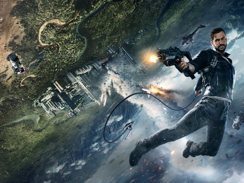 Just Cause 4 si mostra nel nuovo trailer Full Immersion