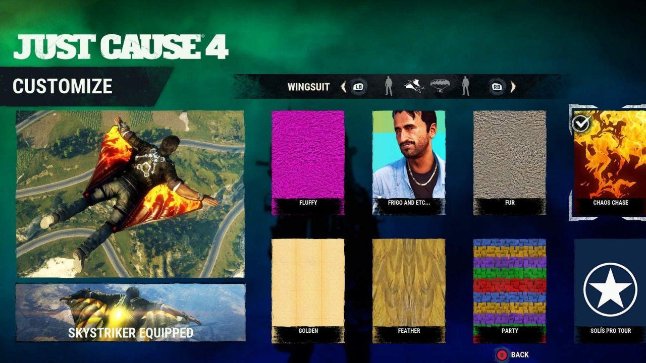 Just Cause 4: Square Enix annuncia la roadmap con sfide e DLC in arrivo