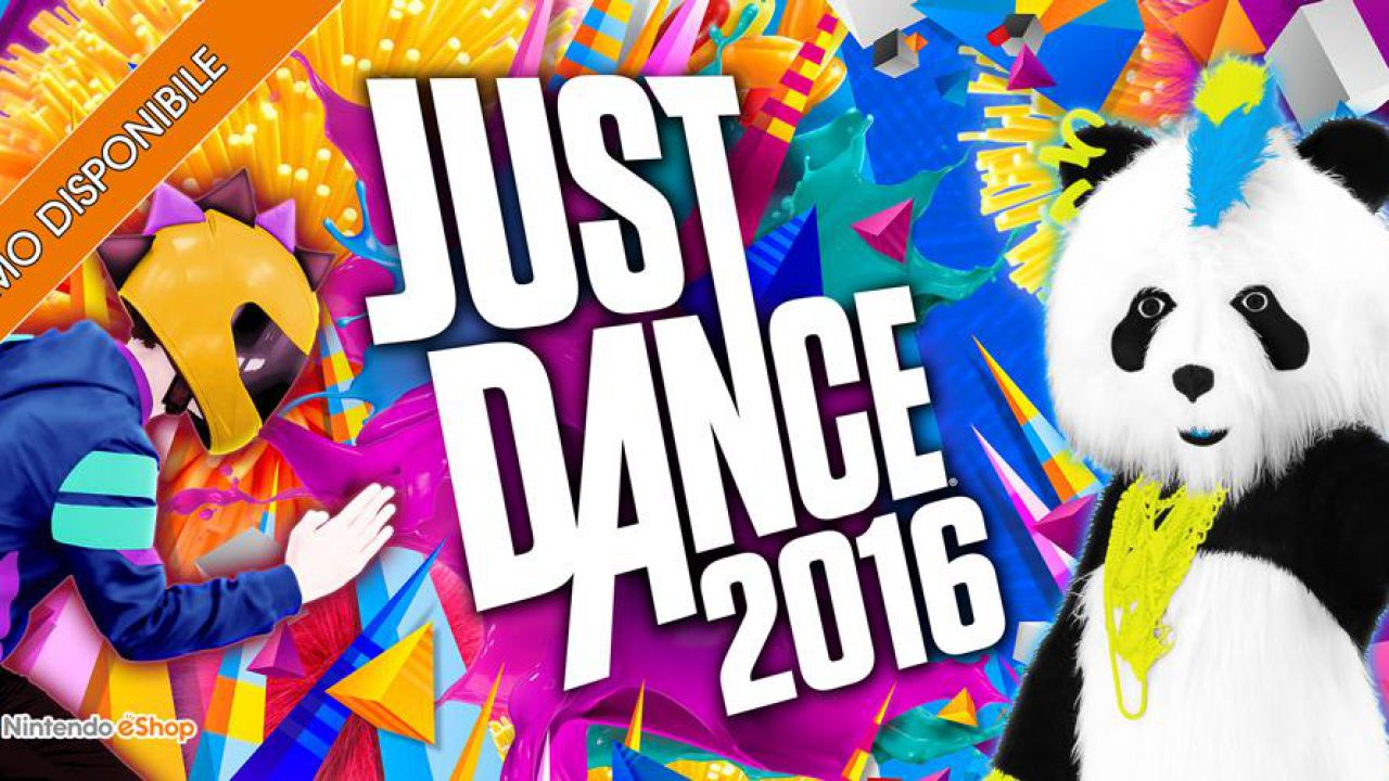 Just Dance 2016: demo per Wii U disponibile sul Nintendo eShop