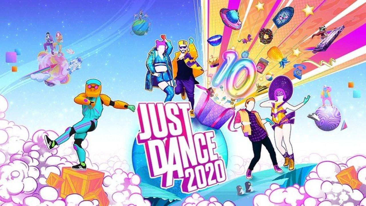 Just Dance 2020 è l'ultimo gioco Ubisoft in assoluto per Nintendo Wii